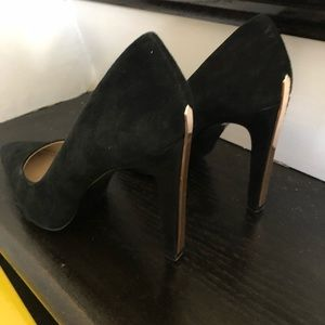 Zara Women black shoes